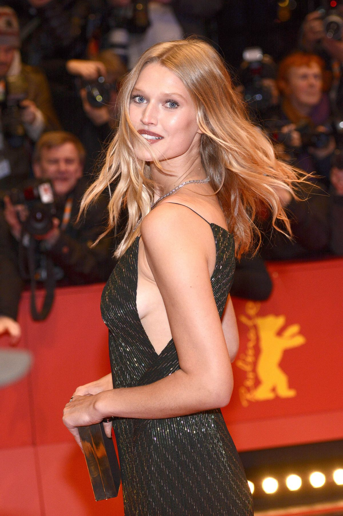 TONI GARRN at Hail, Caesar! Premiere in Berlin 02/11/2016