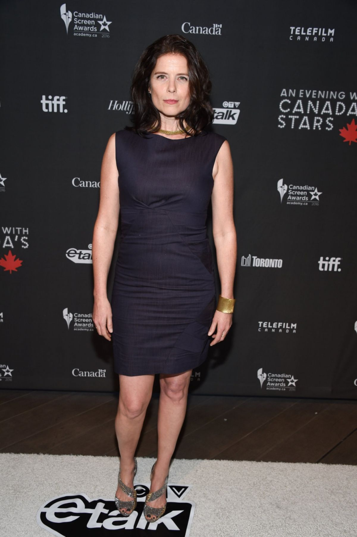 TORRI HIGGINSON at 3rd Annual An Evening with Canada's Stars in Beverly Hills 02/25/2016