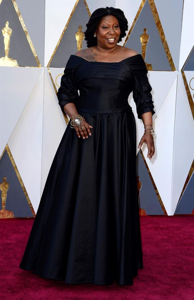 Whoopi Goldberg At 88th Annual Academy Awards In Hollywood 02 28 2016 Hawtcelebs