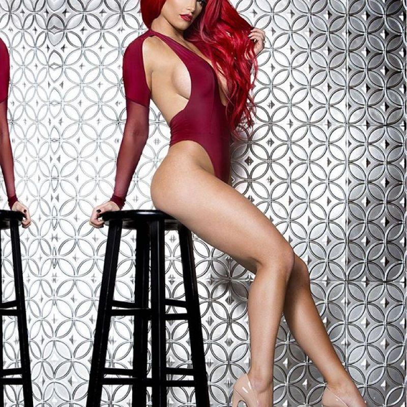 WWE - EVA MARIE Instagram Pictures