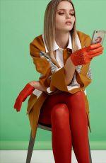 ABBEY LEE KERSHAW by Jean-Baptiste Mondino for Jalouse, February 2016