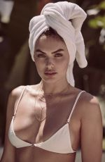 ALYSSA MILLER for Love and Lemons Swim Debut Collection Resort 2016 by Zoey Grossman