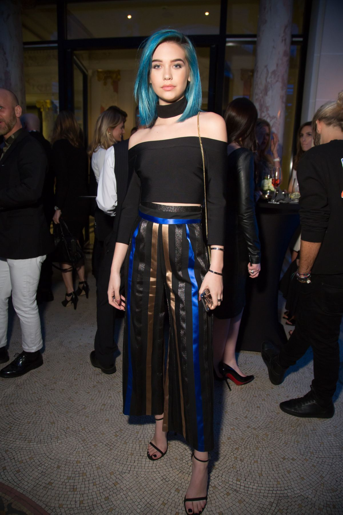 3cd811877d8d AMANDA STEELE at The Editorialist Spring Summer 2016 Issue Launch Party in  Paris