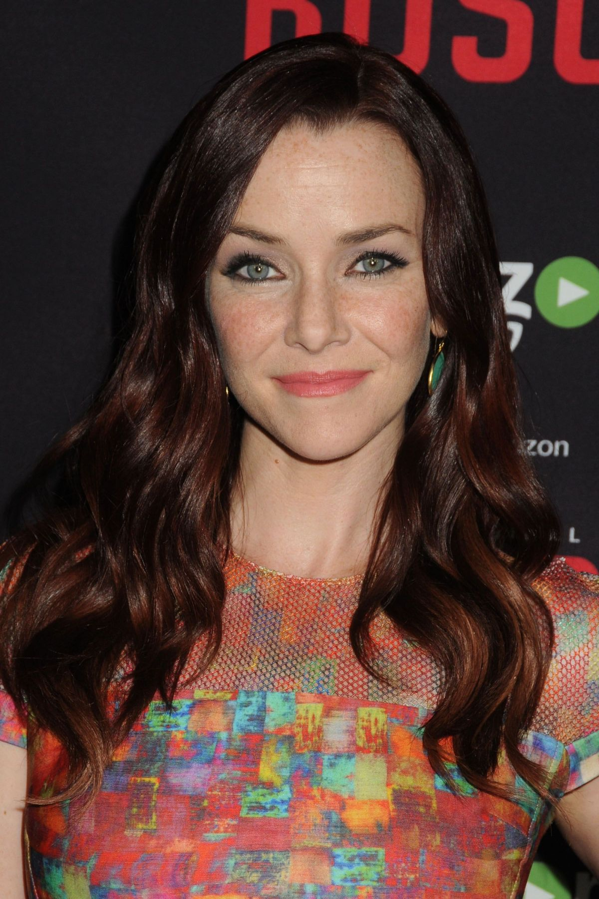 ANNIE WERSCHING at Bosch, Season 2 Premiere in West Hollywood 03/03/2016