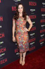 ANNIE WERSCHING at Bosch, Season 2 Premiere in West Hollywood 03/03/2016