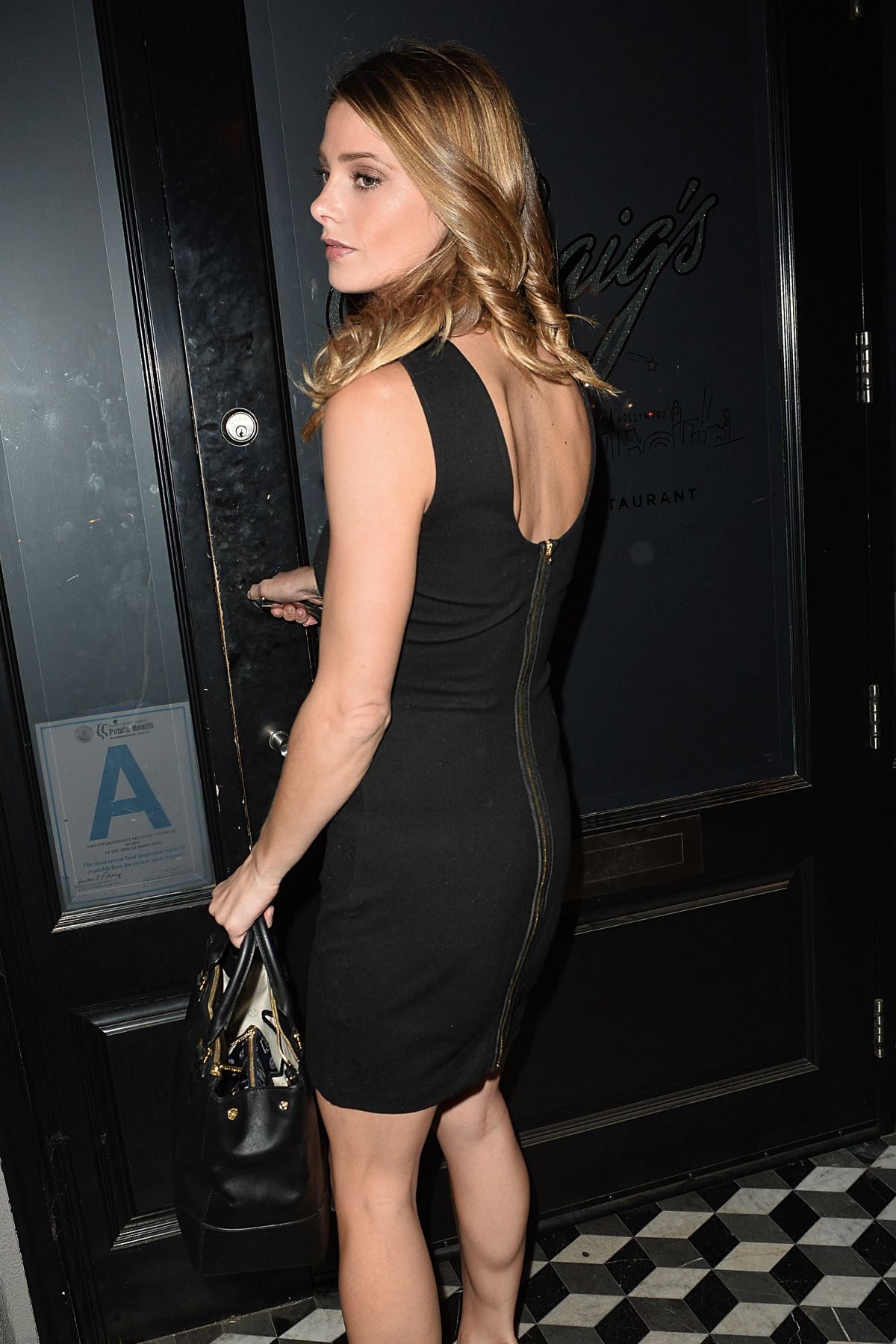 ASHLEY GREENE at Craig...