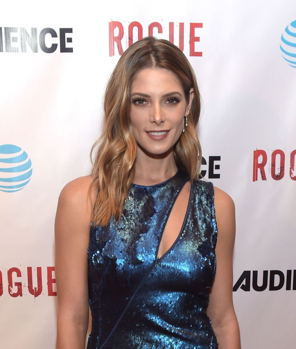 ASHLEY GREENE at 'Ro...