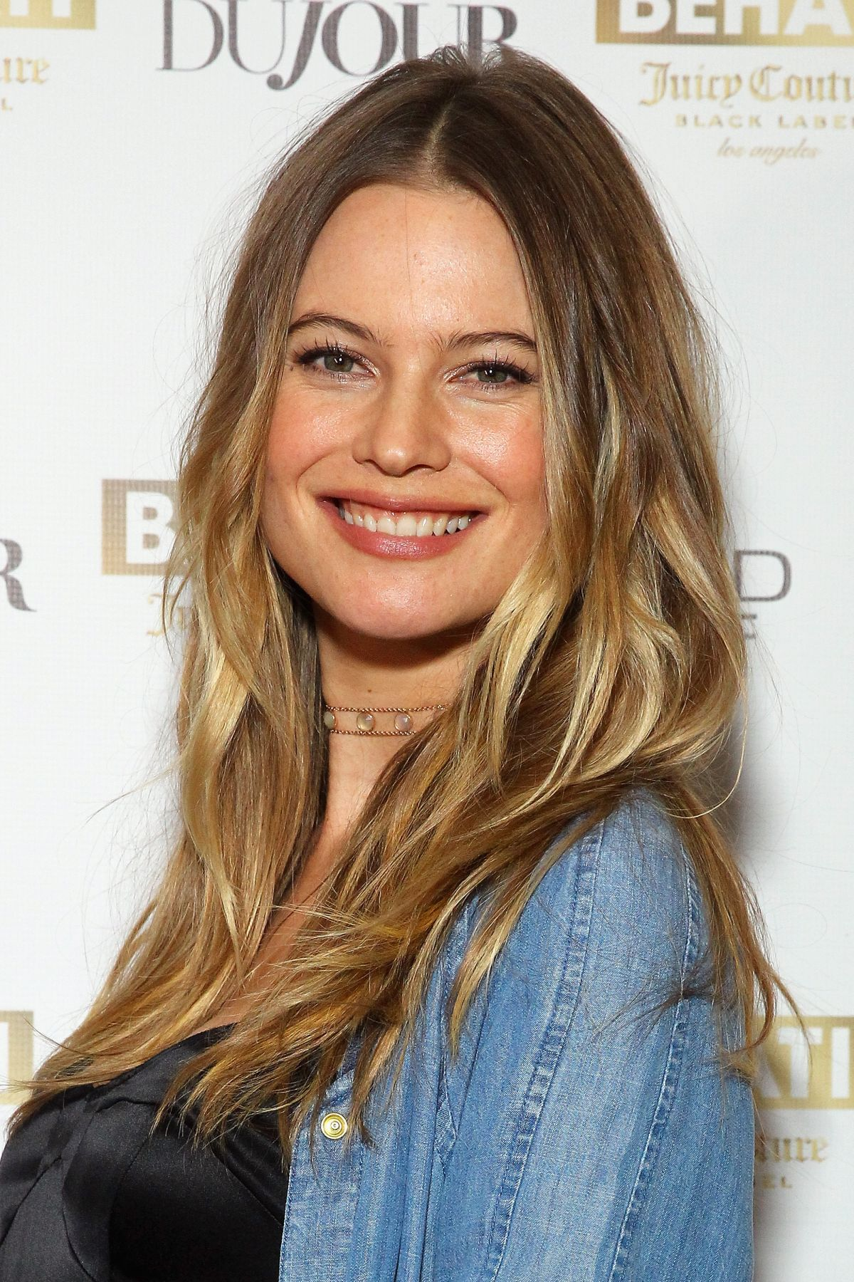 Behati Prinsloo At Behati X Juicy Couture Launch In New