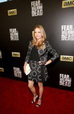 BROOKE NEVIN at Fear the Walking Dead Season 2 Premiere in Los Angeles 03/29/2016