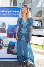 BROOKLYN DECKER at Letssave Mobile Event at SXSW Festival in Austin 03/14/2016