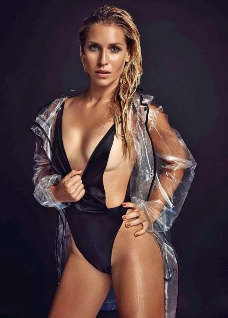 DOMINIKA CIBULKOVA in Break Magazine, February 2016 Issue