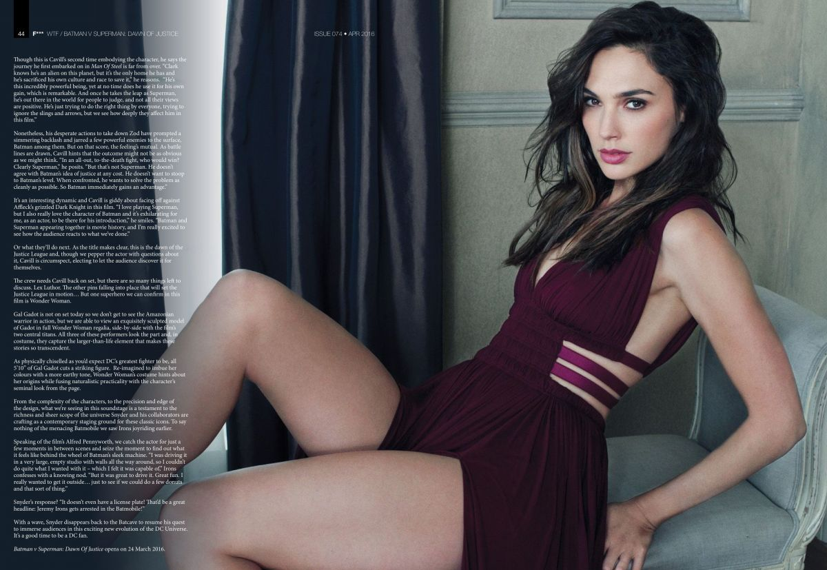 Gal Gadot Hot Body