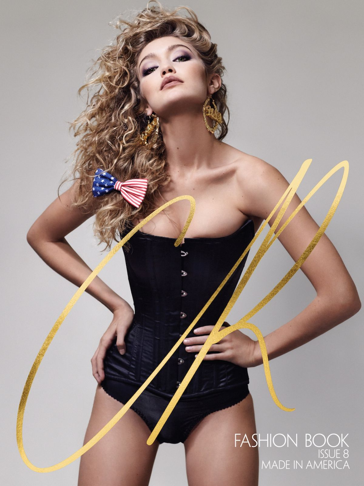 GIGI HADID by Sebastian Faena for CR Fashion Book No. 8