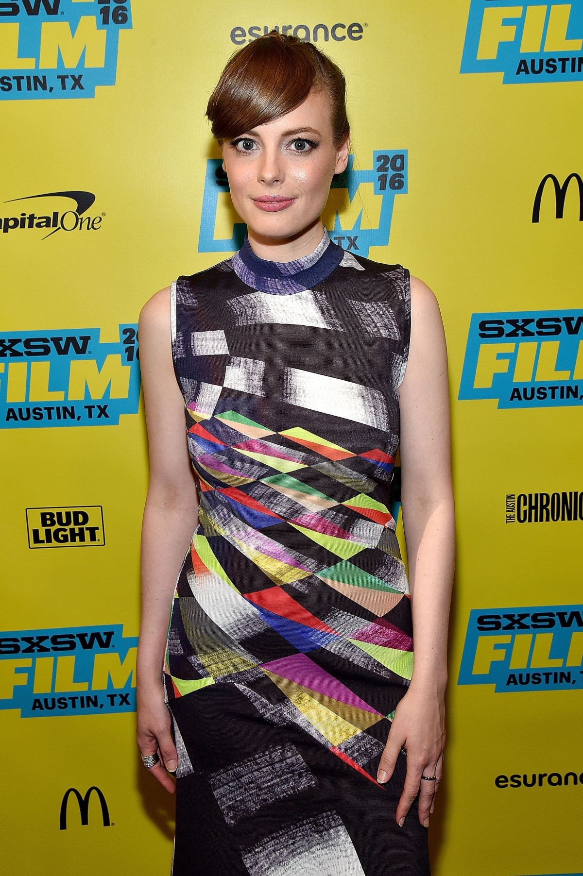 GILLIAN JACOBS at