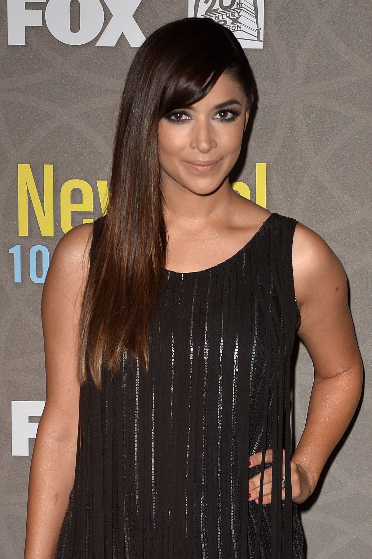 HANNAH SIMONE at The Girl 100th Episode Party in Beverly Hills 03/02/2016