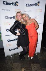 HANNAH SPEARRITT at Chortle Comedy Awards 2016 in London 03/22/2016