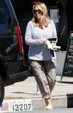 HAYLIE DUFF Out and About in Los Angeles 03/24/2016