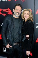 HILARIE BURTON at 'Batman vs Superman: Dawn of Justice' Premiere in London 03/22/2016