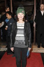 HOLLIDAY GRAINGER at People, Places and Things Press Night in London 03/23/2016