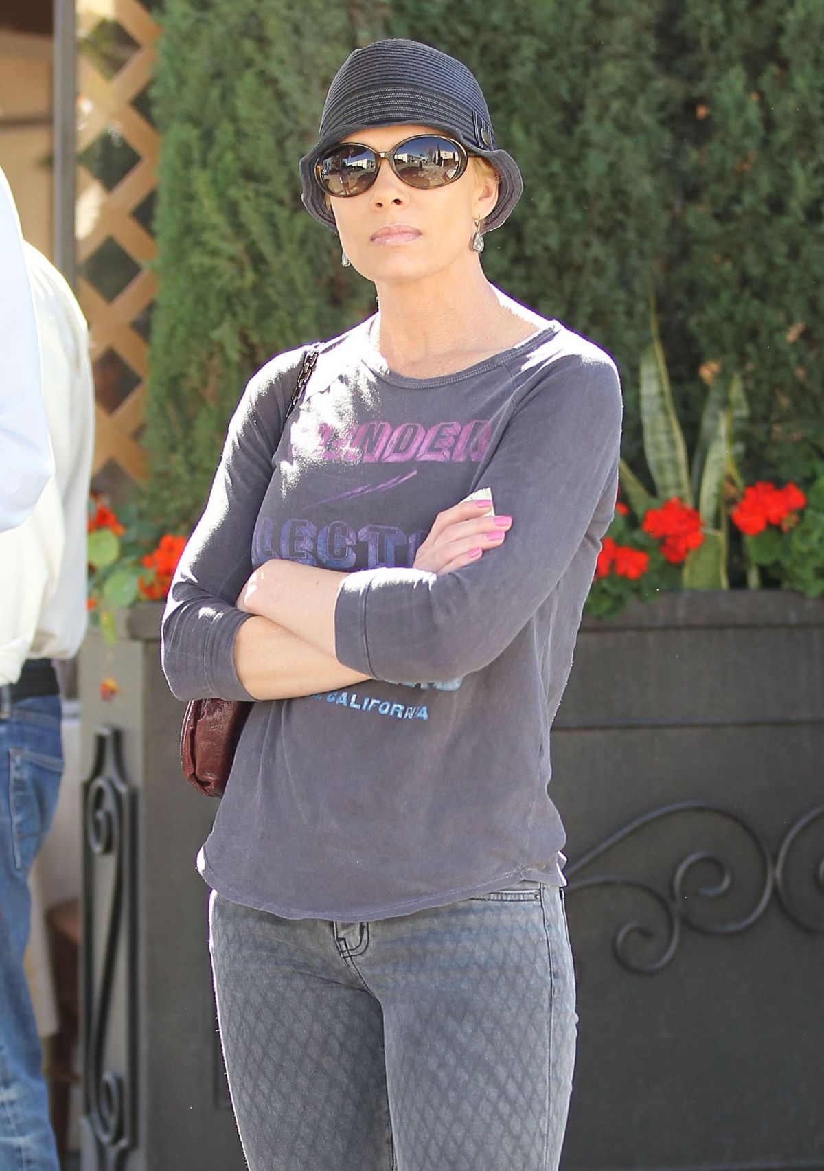 JAIME PRESSLY Out for Lunch in Beverly Hills 03/23/2016