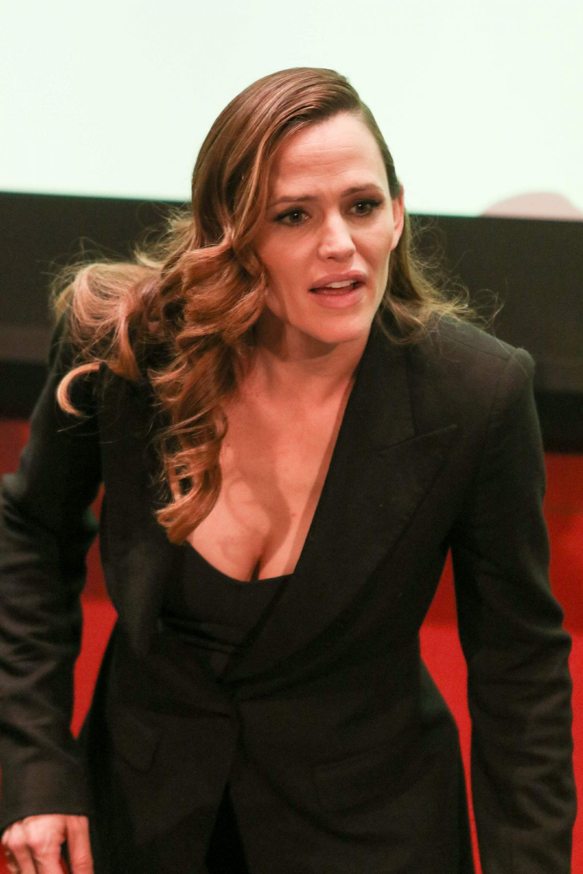 JENNIFER GARNER at 'Miracles from Heaven' Mamarazzi Screening in ... Jennifer Garner