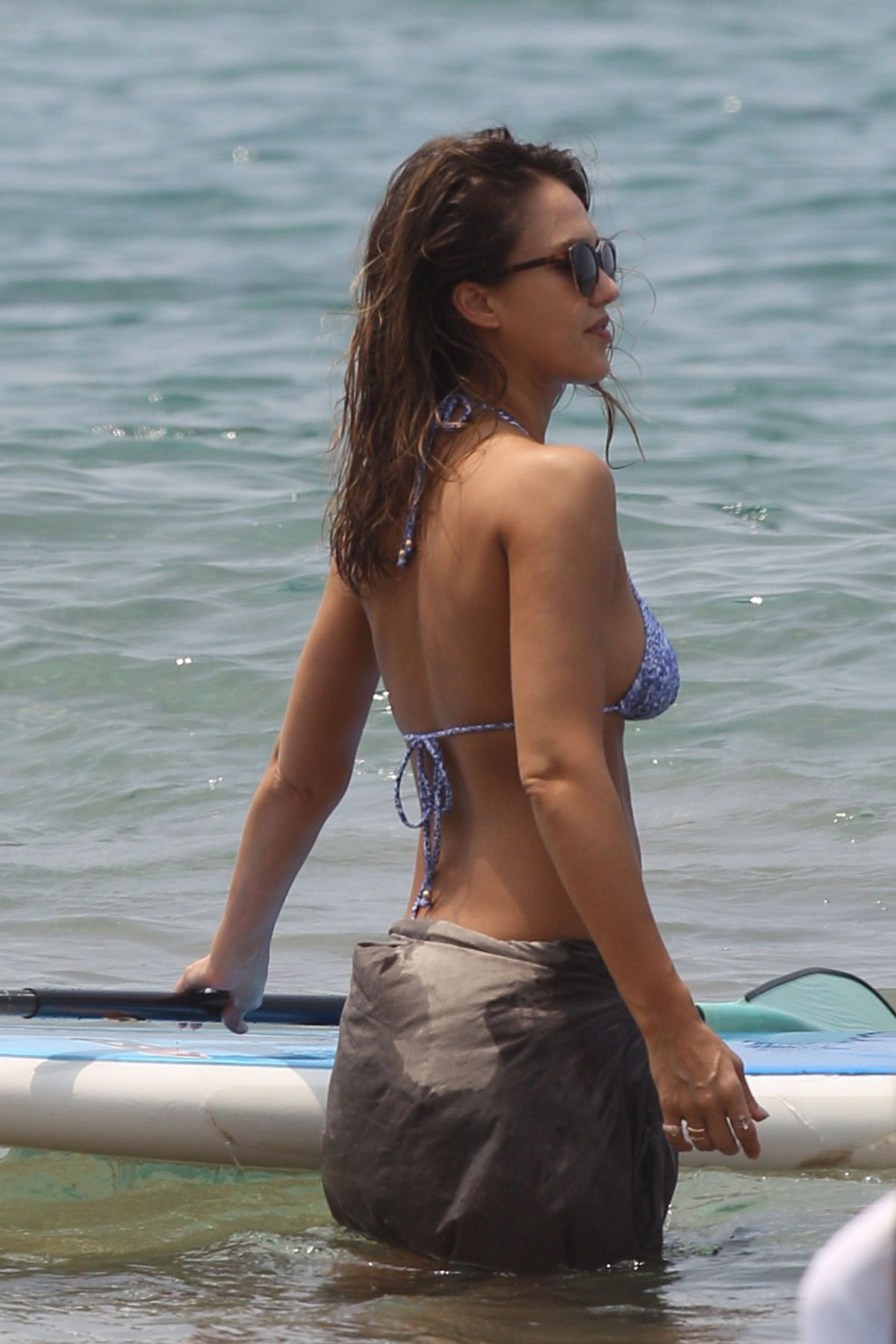 Good bye cellulite hello bikini challenge