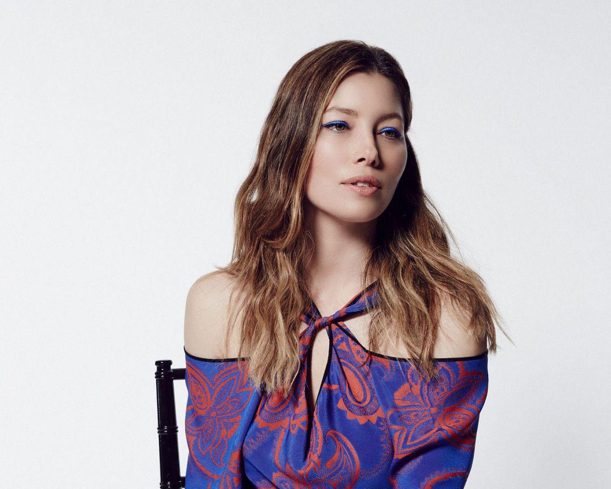 JESSICA BIEL by Smallz & Raskind for Film Independent Spirit Awards Portraits