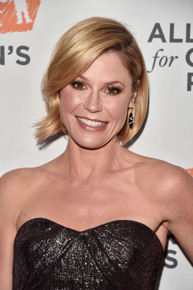 Julie Bowen At Alliance For Chidren S Right 24th Annual