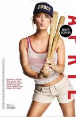 KALEY CUOCO for Cosmopolitan Magazine, April 2016