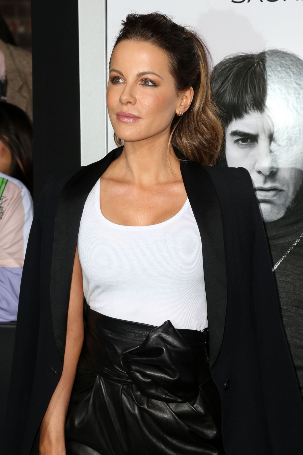 KATE BECKINSALE at The Brothers Grimsby Premiere in Westwood 03/03 ... Kate Beckinsale