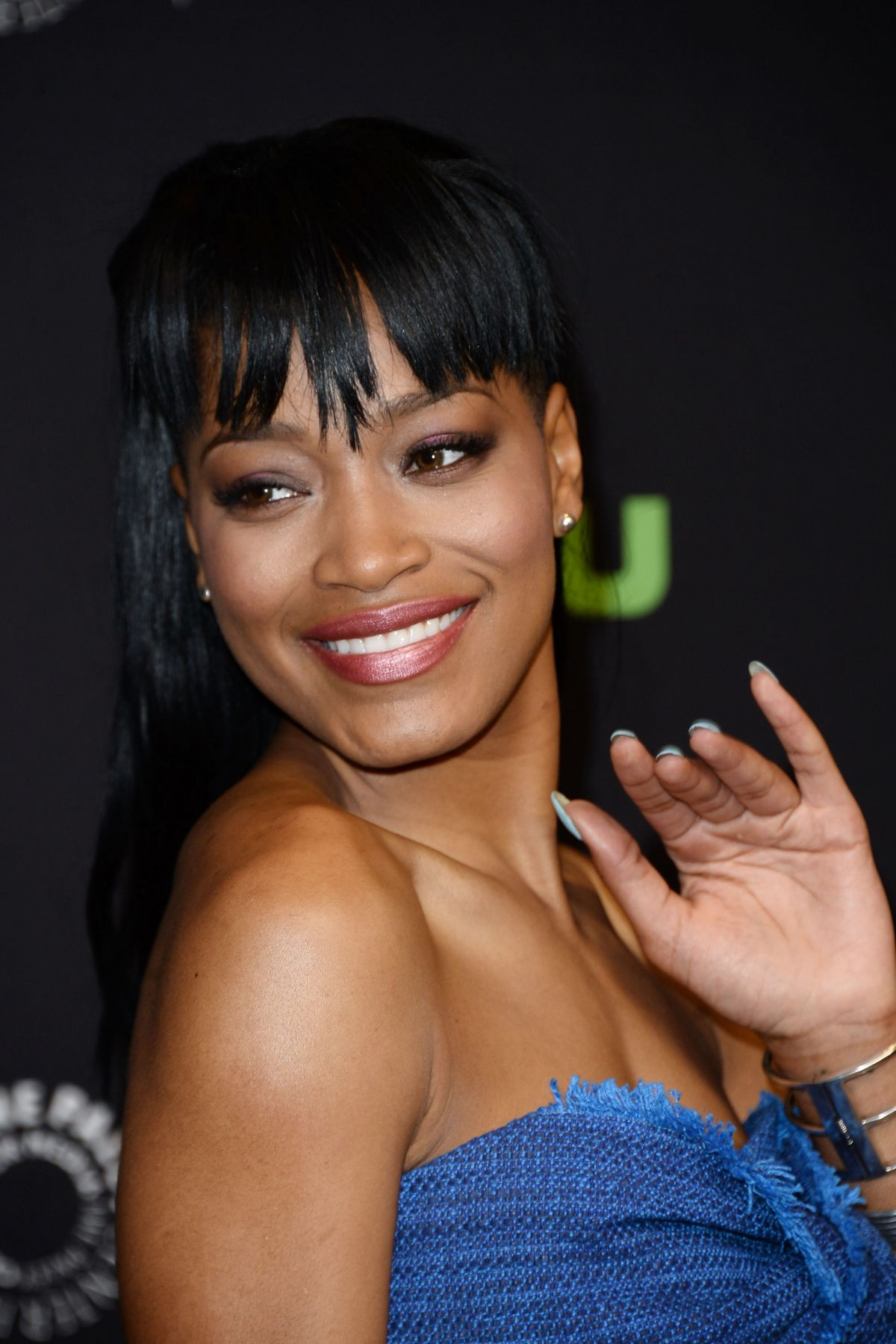 KEKE PALMER at 33rd Annual Paleyfest Los Angeles 'Scream ...Keke Palmer Rolling Out