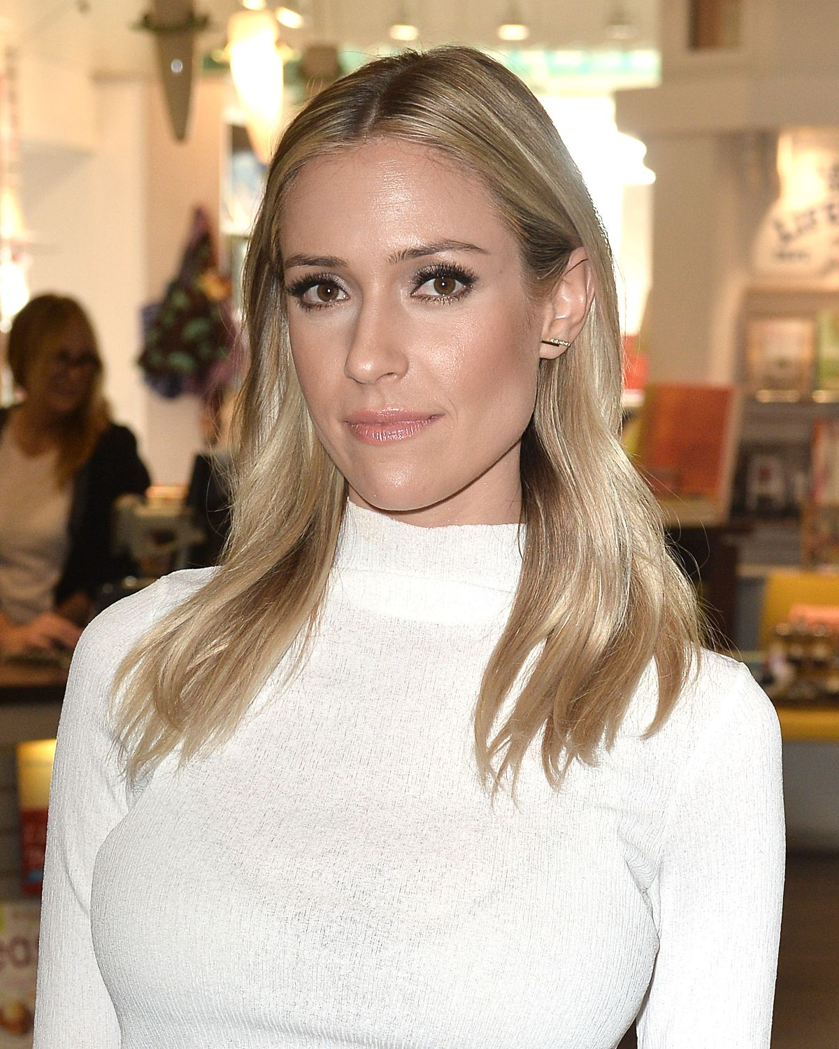 Kristin Cavallari Brown Hair Brown Hairs
