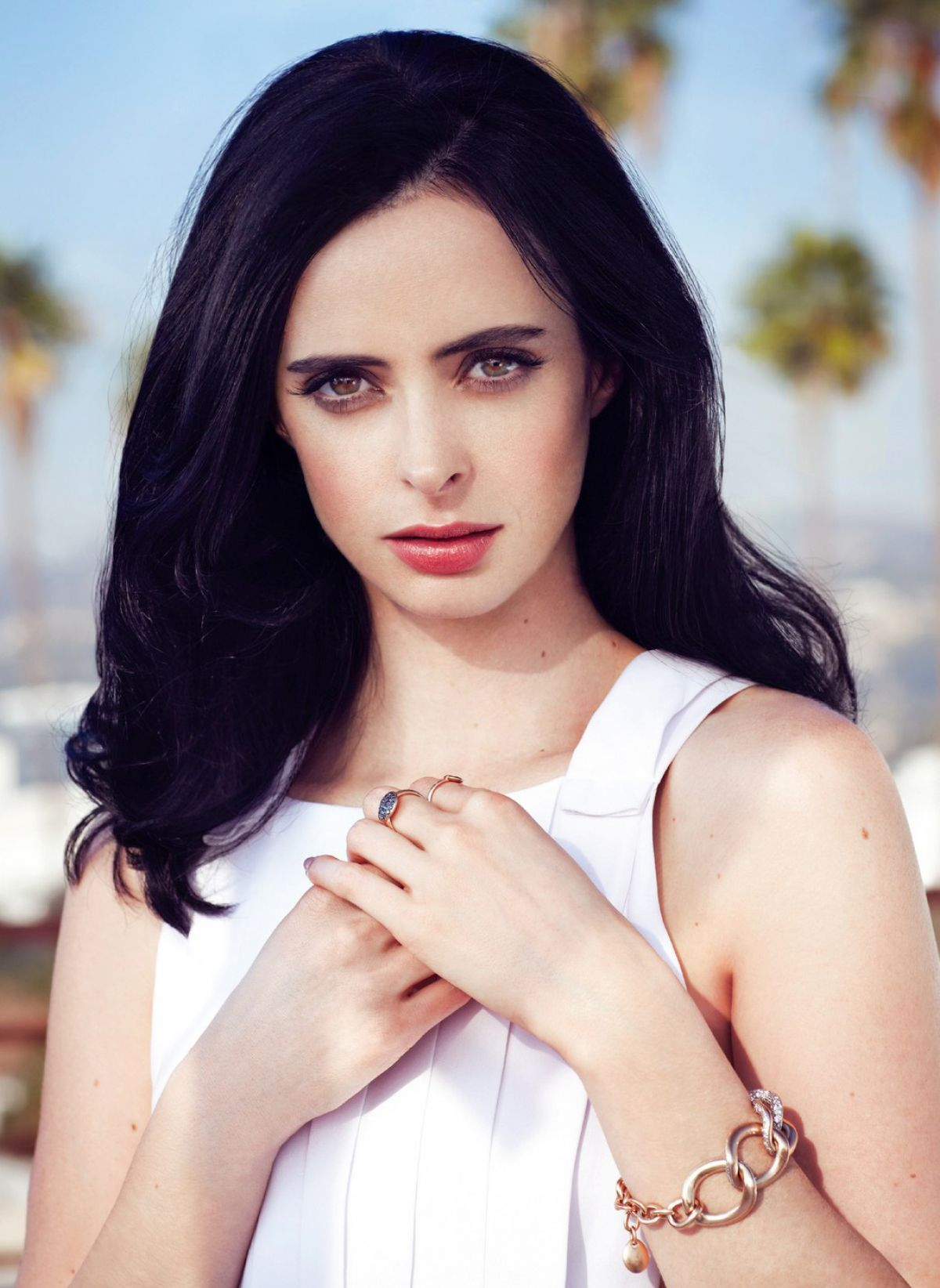 KRYSTEN RITTER in Glamour Magaznie, Mexico April 2016 ...