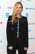 LAURA WHITMORE at We Day in London 03/09/2016