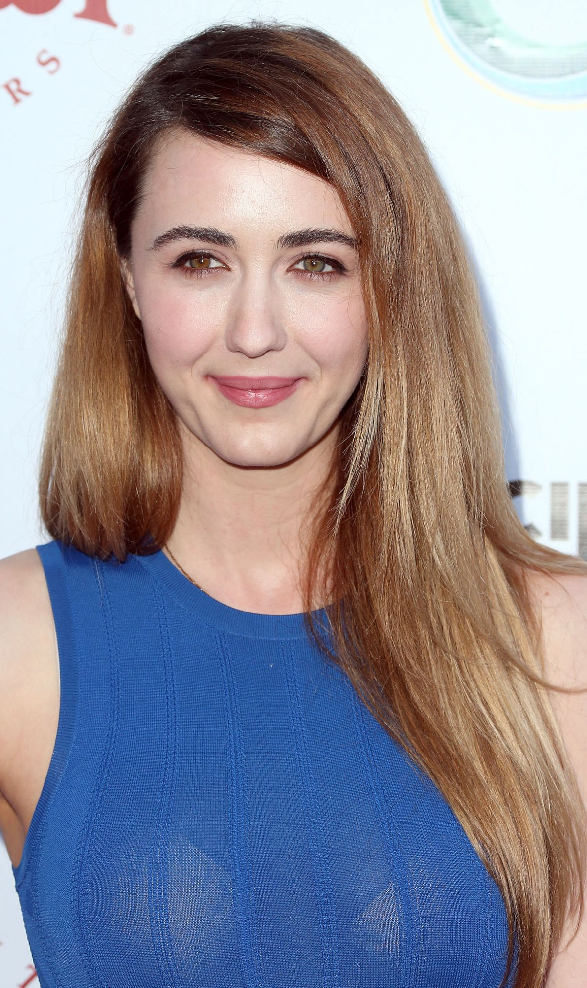 MADELINE ZIMA at UCLA Institute of the Environment and Sustainability Annual Gala in Beverly Hills 03/24/2016