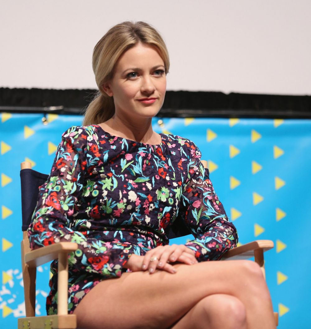 meredith hagner at search party panel at sxsw 2016 in