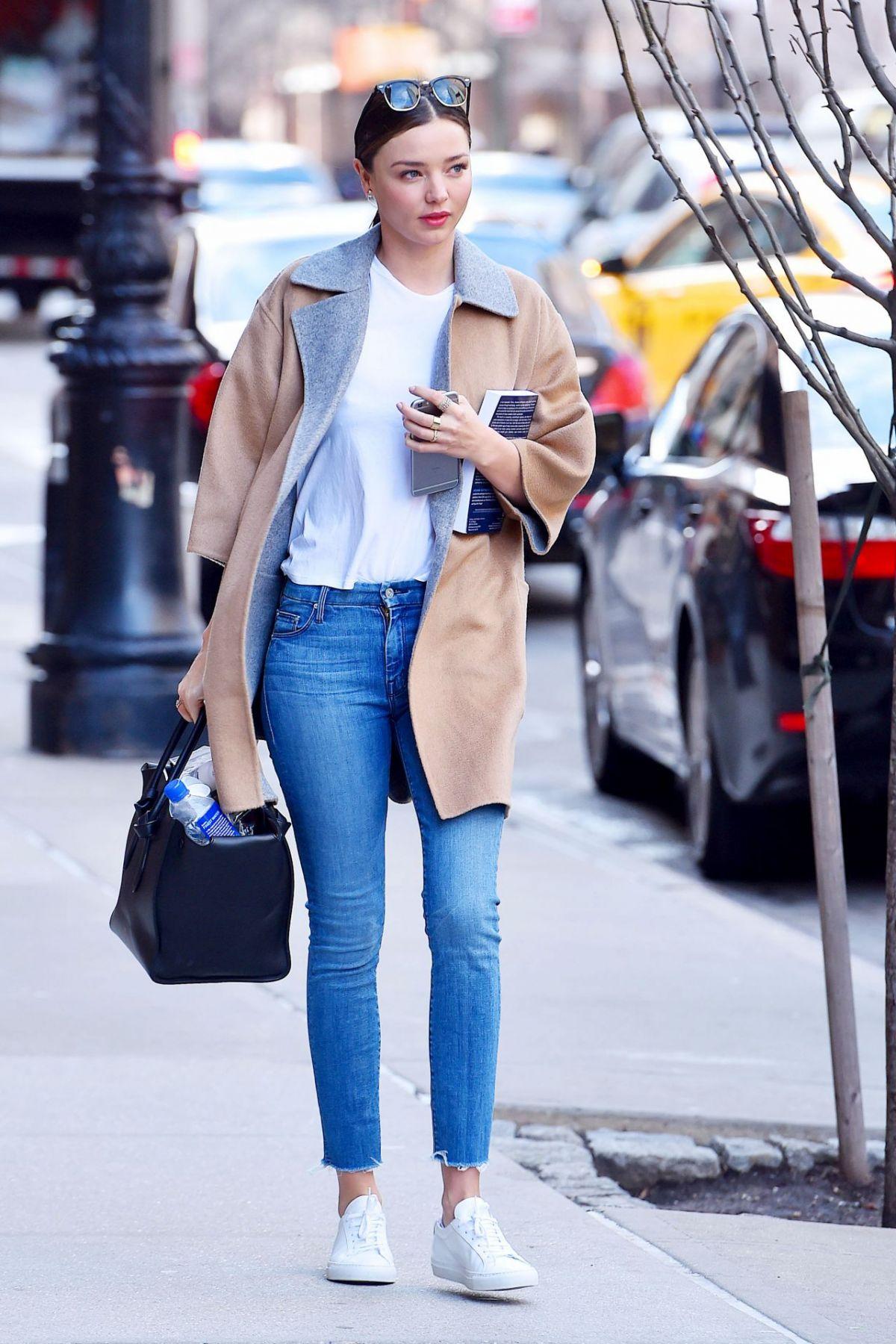 miranda kerr in jeans out in new york 03032016 hawtcelebs