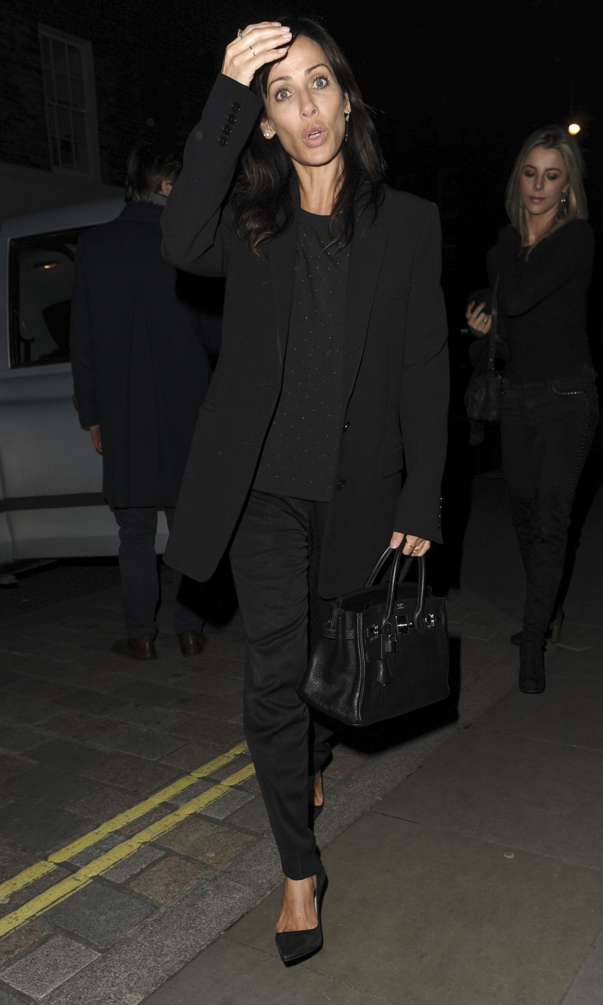 NATALIE IMBRUGLIA at Chiltern Firehouse in London 03/12/2016