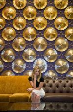 OLIVIA HOLT at Hard Rock Hotel in Palm Springs 03/12/2016