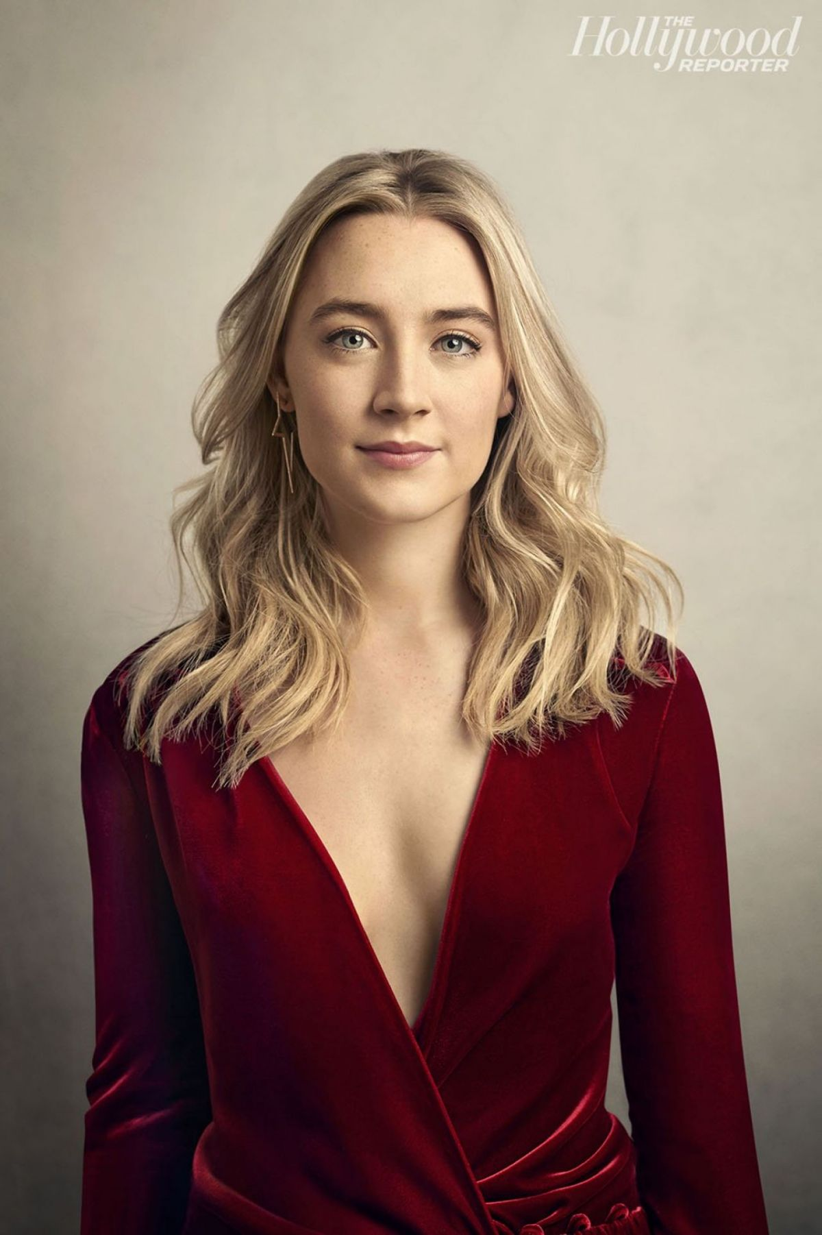 SAOIRSE RONAN for The Hollywood Reporter 03/15/2016 - HawtCelebs ...