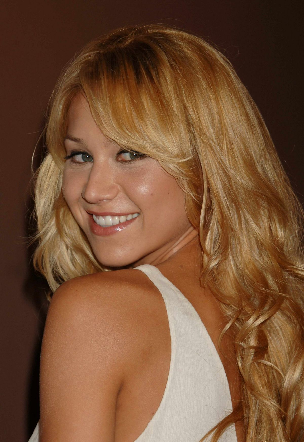 The Best from Past - ANNA KOURNIKOVA at Teen People 2006 Party