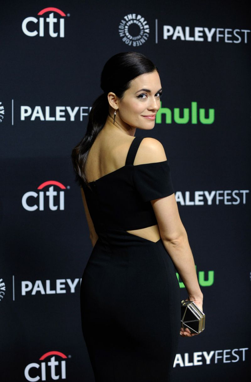 TORREY DEVITTO at 33rd Annual Paleyfest Los Angeles 'An Evening with Dick Wolf' 03/19/2016
