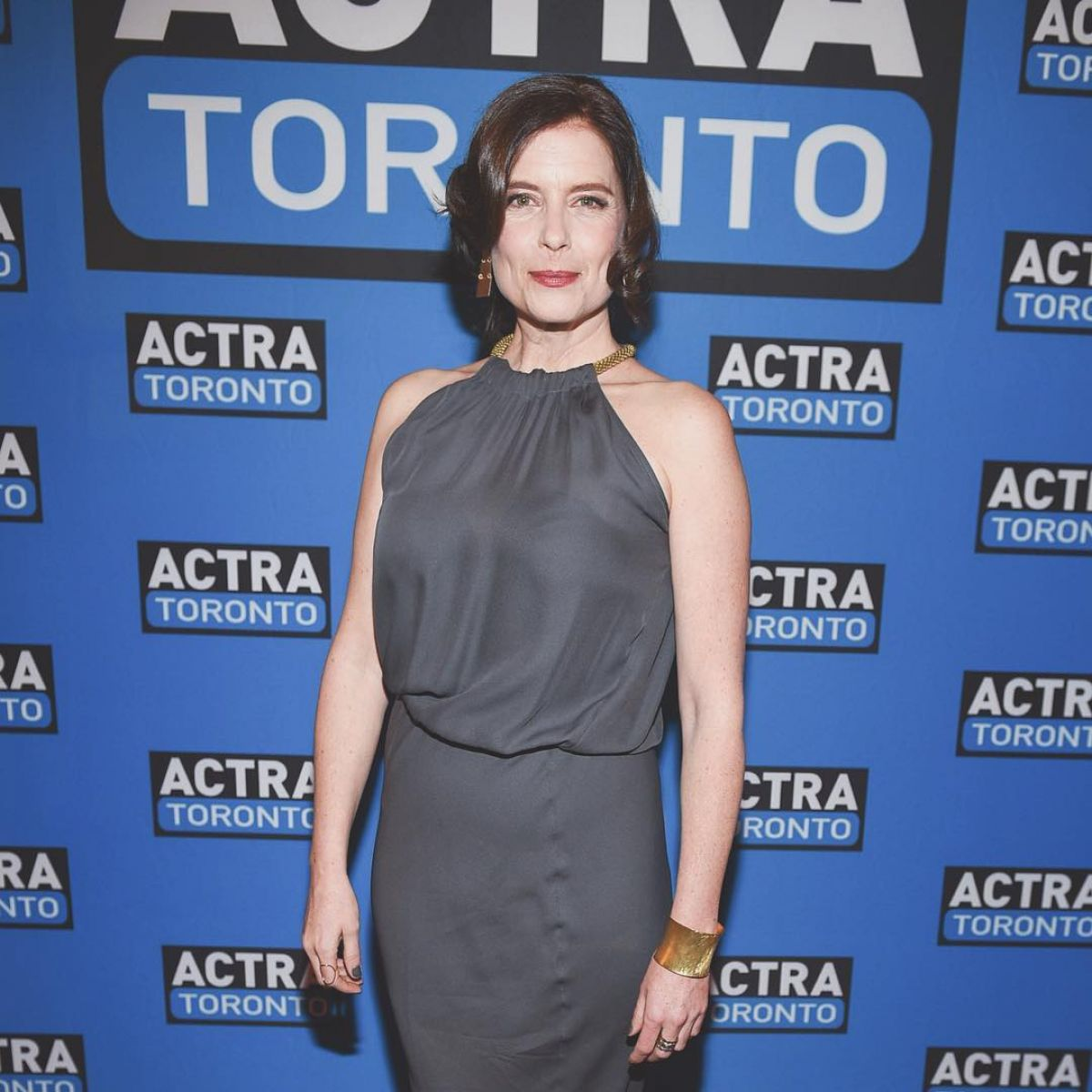 TORRI HIGGINSON at 14th Actra Awards in Toronto 02/20/2016