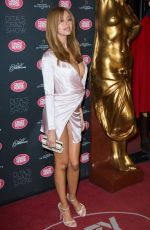 ZAHIA DEHAR at Dita Von Teese's 'Le Crazy Horse' Opening Night in Paris 03/15/2016