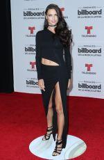 ADRIANA LIMA at Billboard Latin Music Awards in Miami 04/28/2016