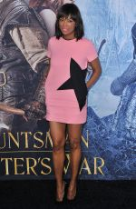 AISHA TYLER at 'The Huntsman: Winter's War' Premiere in Westwood 04/11/2016