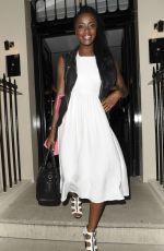 AJ ODUDU at Boux Avenue Summer Pool Party in London 04/27/2016