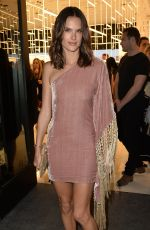 ALESSANDRA AMBROSIO at Schutz Shoes Event in Beverly Hills 04/21/2016