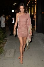 ALESSANDRA AMBROSIO Leaves 314beverly Shutz Shoes Party 04/22/2016