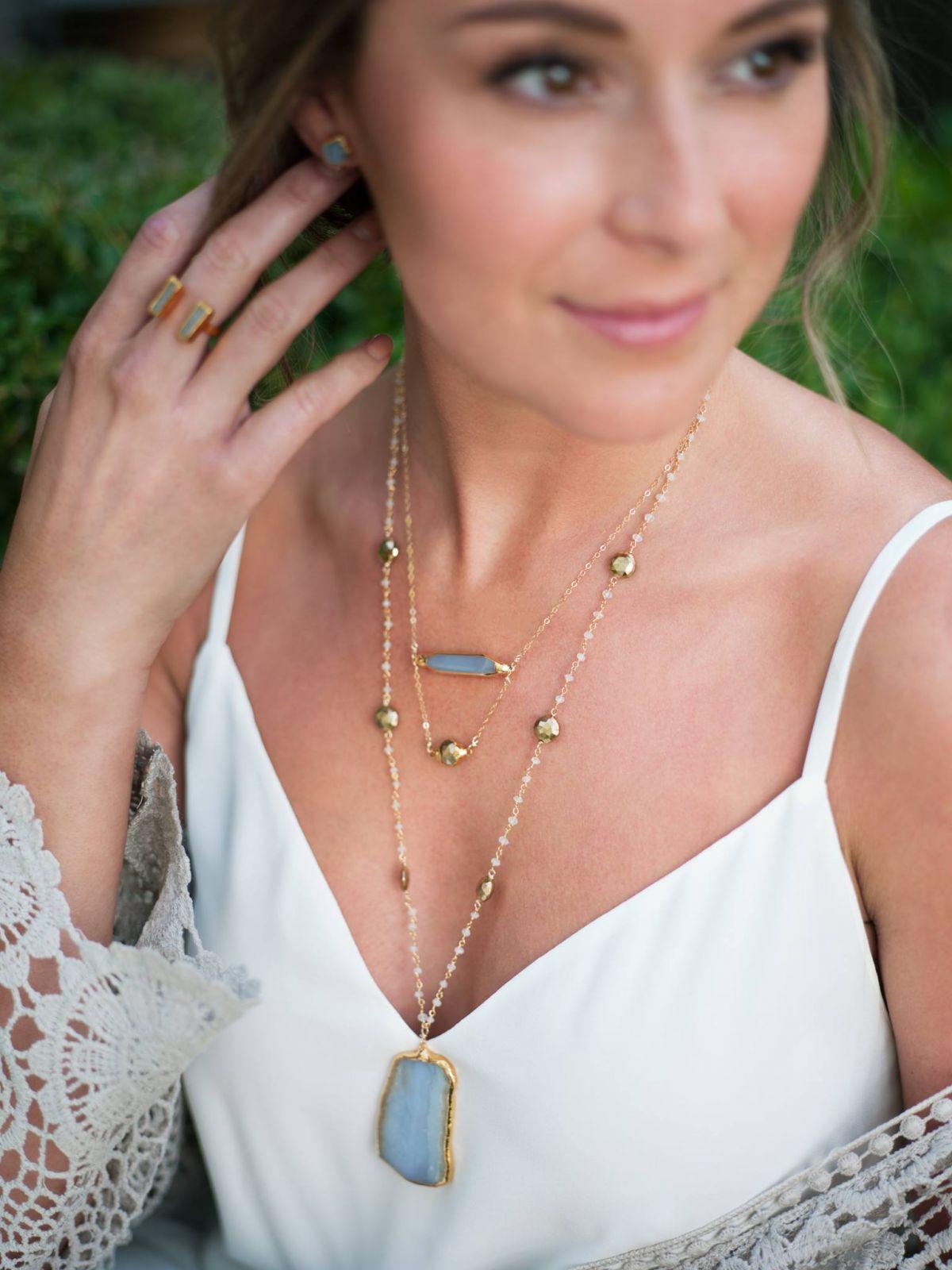 ALEXA VEGA for Robyn Rhodes Jewelry, Spring/Summer 2016